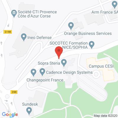 Map - QuantifiCare
