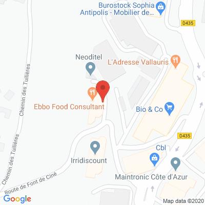 Map - NEODITEL