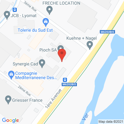 Map - LACROIX CITY CARROS