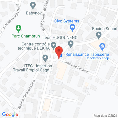 Map - SMARIN