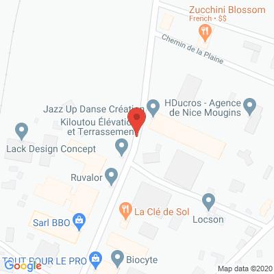 Map - SURE MESURE