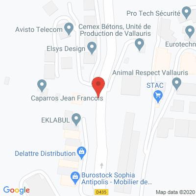 Map - AViSTO