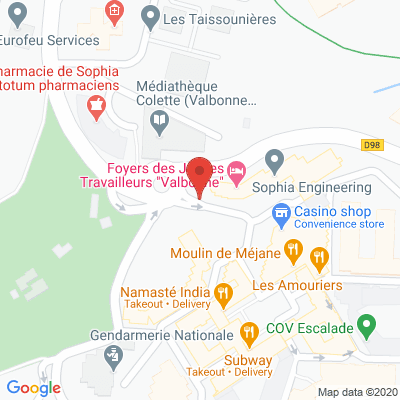 Map - Sophia Engineering