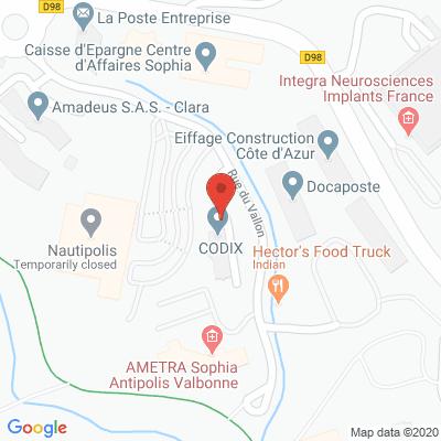 Map - SETRA Conseil