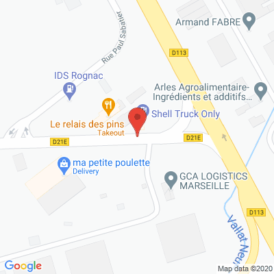Map - SOLAMAT MEREX