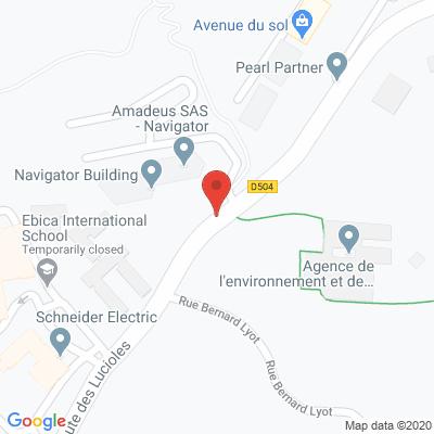 Map - SENSEOR