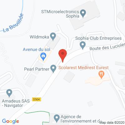 Map - Provadys