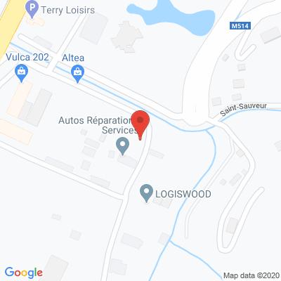 Map - SOGEMI