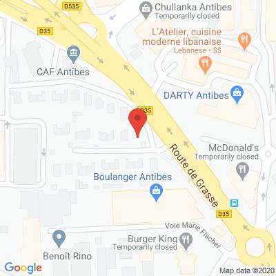 Map - OVERPRINT FRANCE SAS