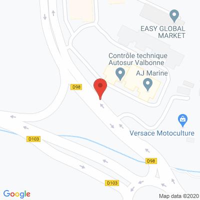 Map - Sud Energie