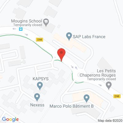 Map - NEXESS