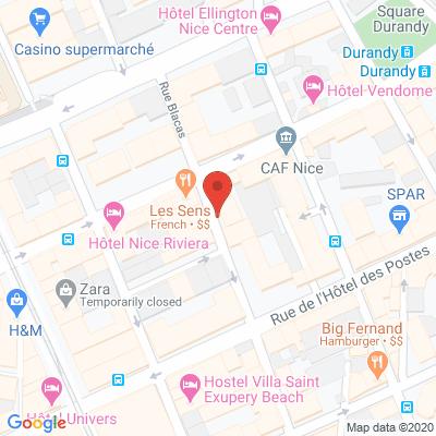Map - Shakebiz