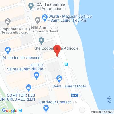 Map - LH PUBLICITÉ
