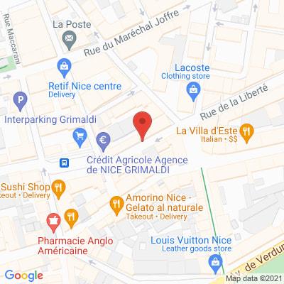 Map - HAUTIER IP