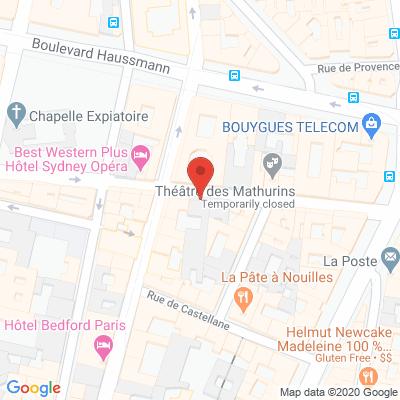 Map - CYCLAD FRANCE
