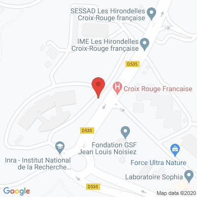 Map - Centile