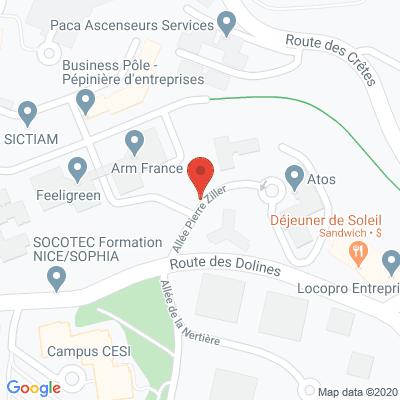 Map - ALCMEON