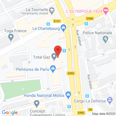 Map - EASYTRUST