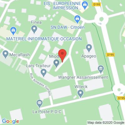 Map - MIODEX