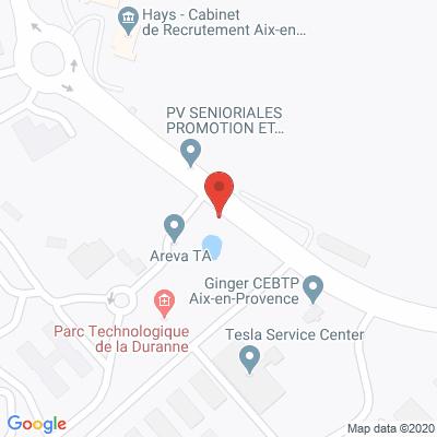 Map - BUREAU VERITAS EXPOLOITATION