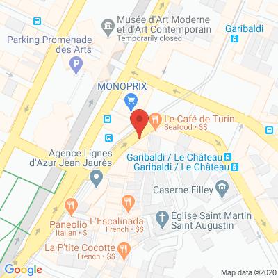 Map - Déco Cool