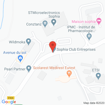 Map - Lucie Labs