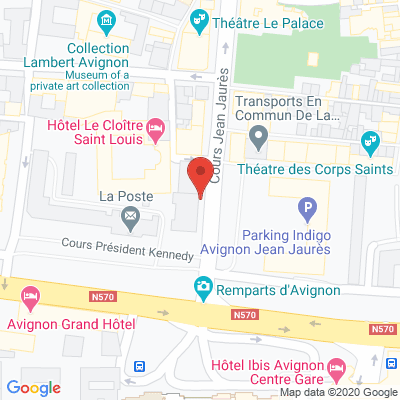 Map - La French Tech Grande Provence