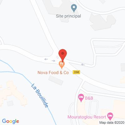 Map - SARL L'ATELIER 67
