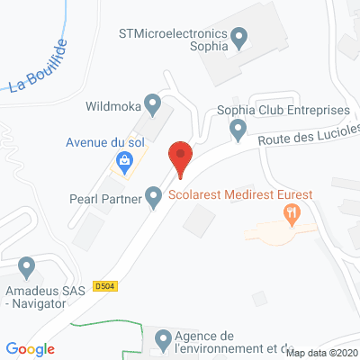 Map - SILICON MOBILITY