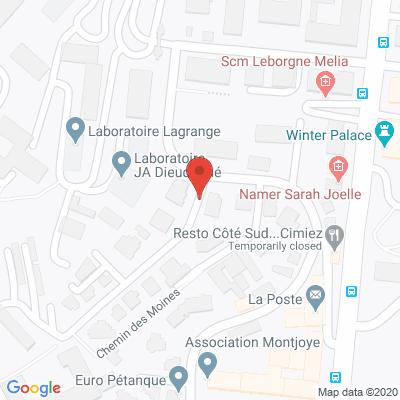 Map - PocketConfidant AI