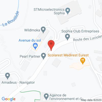 Map - VIDETICS