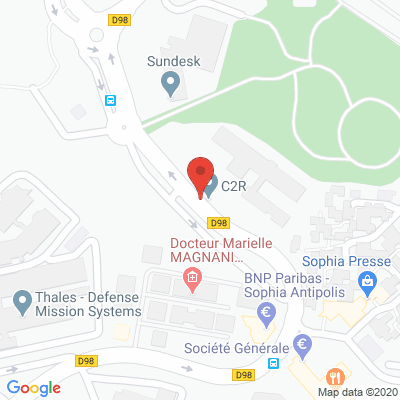 Map - Huntiz