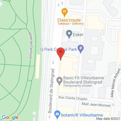 Map - Aginergy