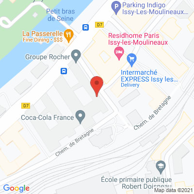 Map - SAUR Industrie