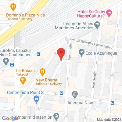 Map - SAS PITADA