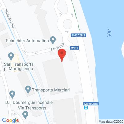 Map - SAS AUGIER