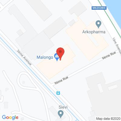 Map - CMC MALONGO
