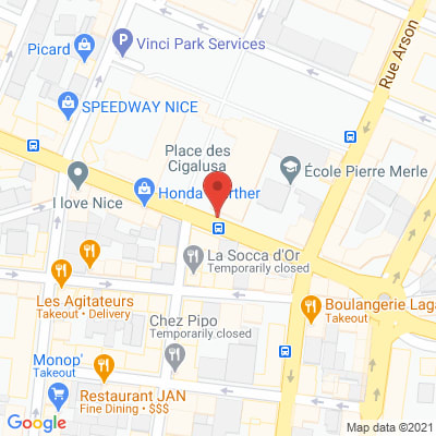 Map - LAGARDERE SA