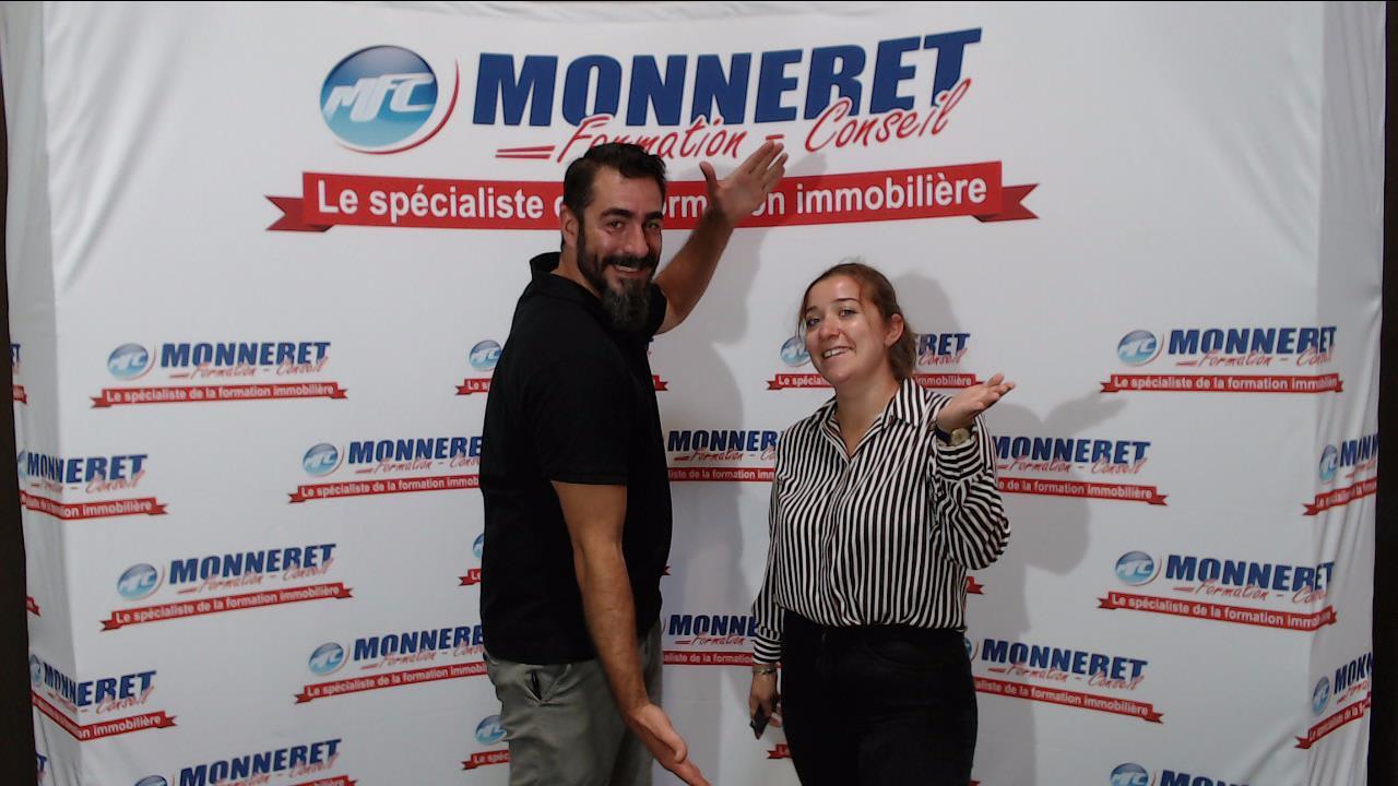 Banner - Monneret Formation Conseil