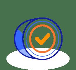 Icon - Des organismes de formation agréés et vérifiés