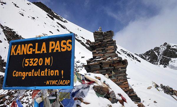 Nar Phu Kang La Pass Trekking