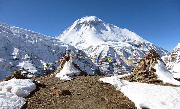 Dhaulagiri Circuit Trek with Dhampus/Thapa Peak Climbing