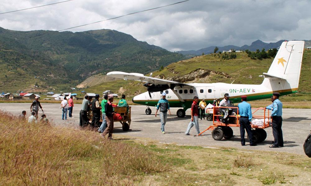 Juphal Airport