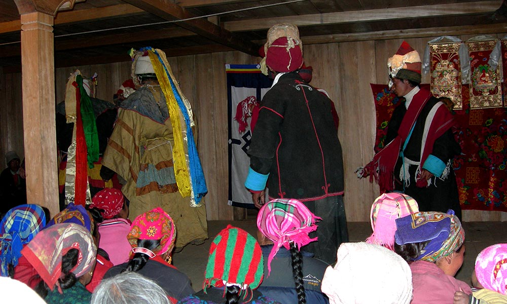 Cultural Celebration of the Tamang People