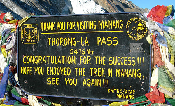 Pisang Peak Climbing with Thorong La Pass