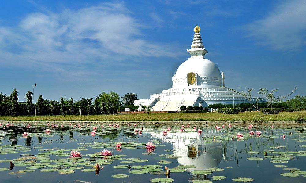 Peace Stupa, Lumbini