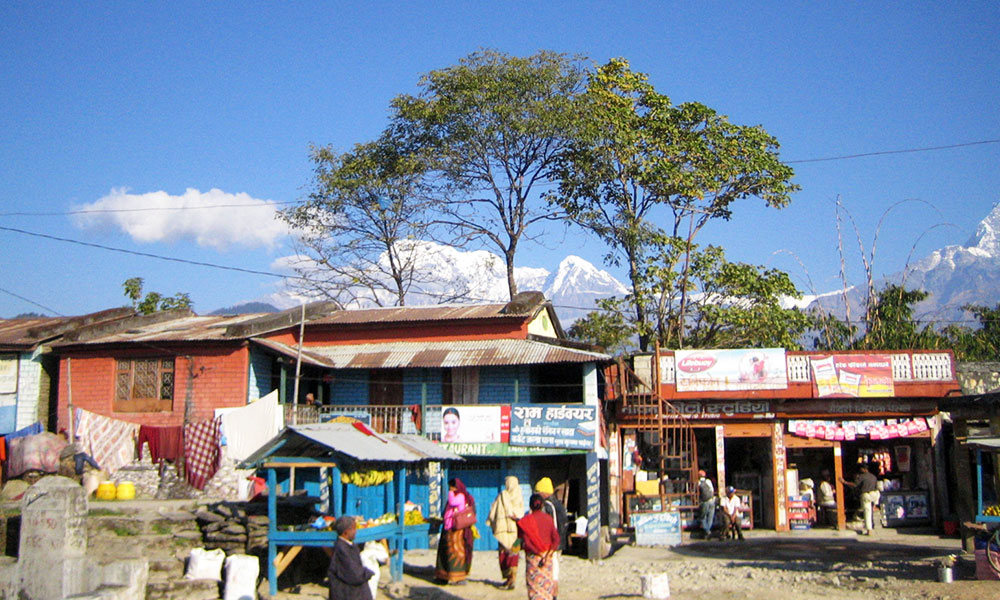 Naudanda Village