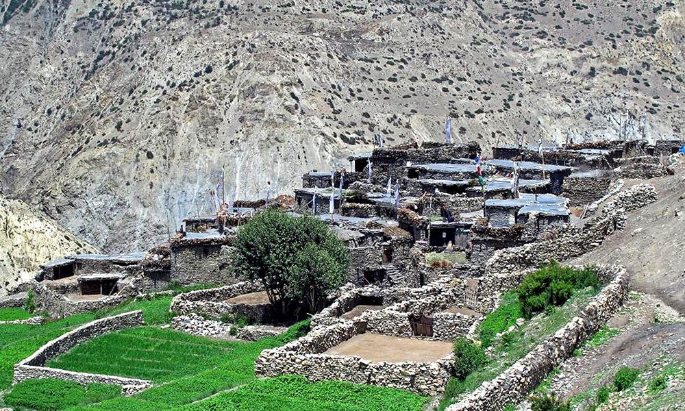 Sangda Village