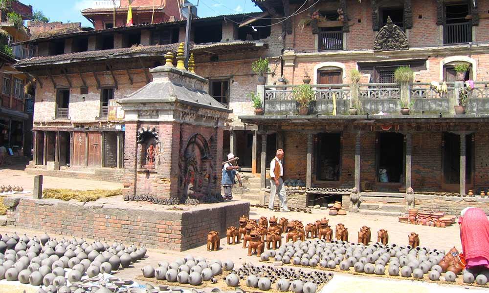 Porter Square , Bhaktapur