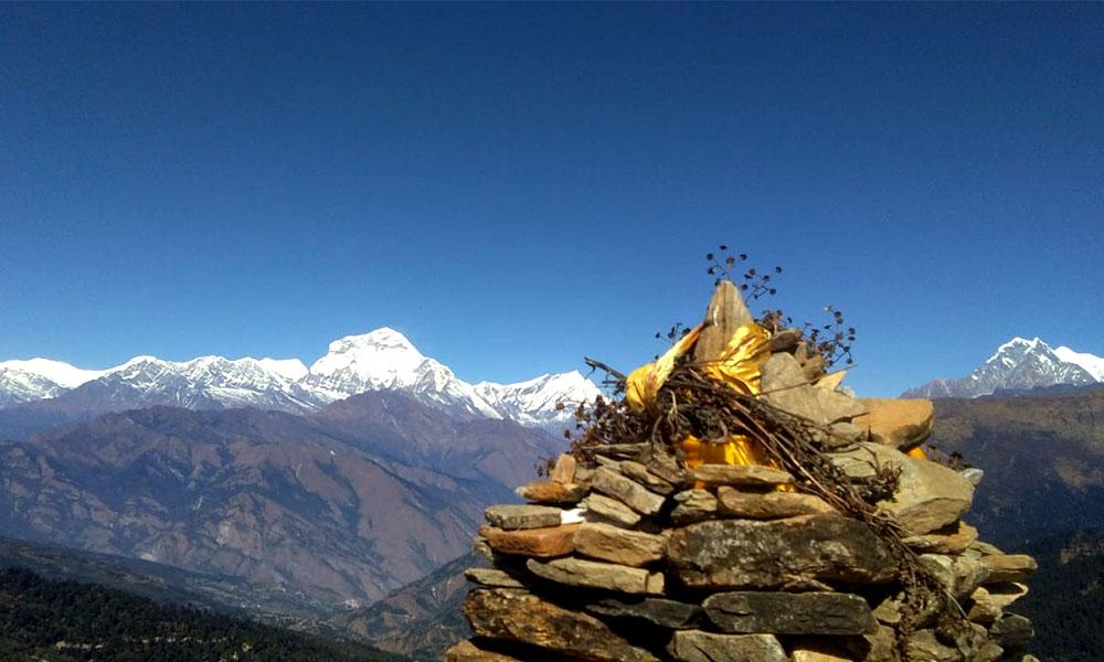 View from Deurali